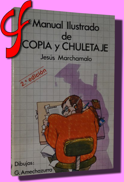 MANUAL ILUSTRADO DE COPIA Y CHULETAJE