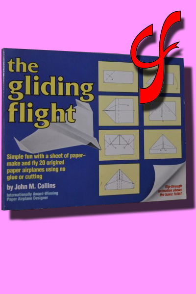 THE LIDING FLIGHT. 20 excellent fold and fly paper airplanes