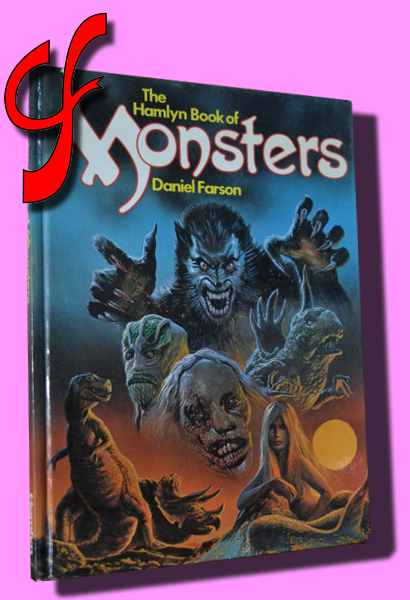 THE HAMLYN BOOK OF MONSTERS