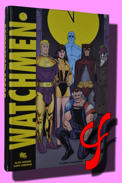 WATCHMEN. Edición definitiva